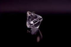 Crystal glass diamond Royalty Free Stock Photos