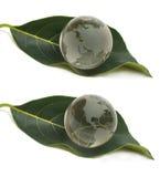 Crystal Globe #21 Stock Photography