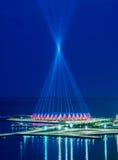 Crystal Hall in Azerbaijan, Bak Royalty Free Stock Photo