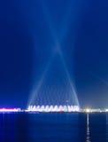 Crystal Hall - Eurovision venue 2012 royaltyfri bild