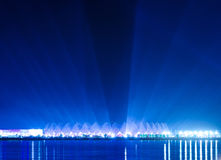 Crystal Hall - Eurovision venue 2012 arkivbilder