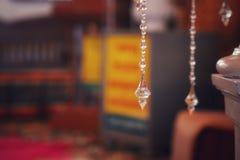 Crystal Hanging or Pendulum Crystal royalty free stock image