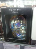 Crystal head vodka. Limited edition aura Royalty Free Stock Photography