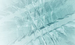 Crystal Ice Royalty Free Stock Photo