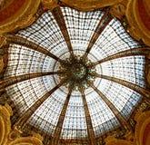 crystal kupolnouveau för konst Royaltyfria Bilder