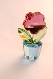 crystal kwiat Zdjęcie Royalty Free