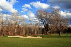 Crystal Lake Golf Course stock photos