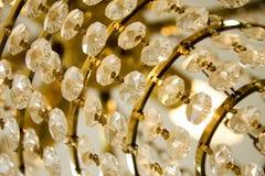 Crystal lamp Stock Photos