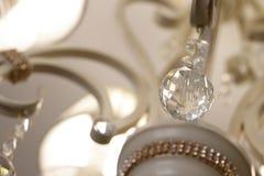 Crystal lamp Royalty Free Stock Image