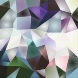 Crystal Like Pattern Immagine Stock