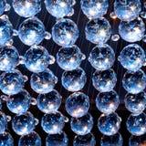 crystal linjer Arkivbild