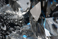 Crystal and liquid Stock Images