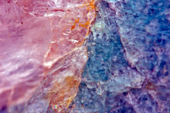 Crystal. Macro Stock Images
