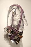 Crystal Mask vid Tayou Fotografering för Bildbyråer