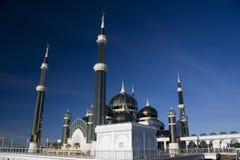 crystal meczetu zdjęcia royalty free