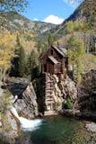 Crystal Mill Colorado Royaltyfri Bild