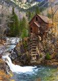 Crystal Mill, Colorado royalty free stock image