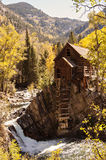 Crystal Mill Royalty Free Stock Photos