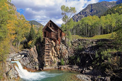 The Crystal Mill Royalty Free Stock Photography