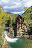 The Crystal Mill Royalty Free Stock Photo