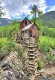 Crystal Mill stock image