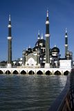 Crystal Mosque Stock Image