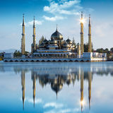 Crystal Mosque Royalty Free Stock Photography