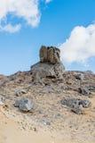Crystal Mountain i Egypten Royaltyfria Bilder