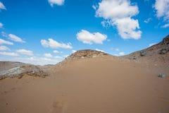 Crystal Mountain i Egypten Royaltyfri Bild