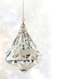 Crystal ornament Stock Image