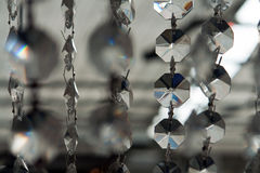 Crystal ornament hanging Stock Photos
