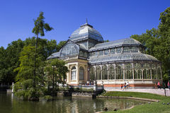 Crystal Palace Stockbild