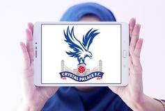 Crystal Palace F C Logo del club di calcio Fotografia Stock Libera da Diritti