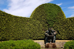 Crystal Palace Garden - Porto - Portugal Imagens de Stock