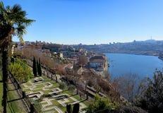 Porto Crystal palace royalty free stock photography