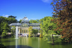 Crystal Palace Royalty Free Stock Photography