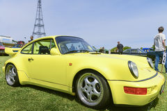 Crystal Palace 2013 Porshe. Image was taken on May 2013 in Crystal Palace Park in London Stock Photo