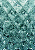 Crystal pattern royalty free stock images