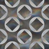 Crystal pattern Stock Photo