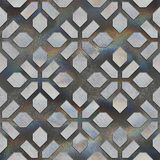 Crystal pattern Royalty Free Stock Photography