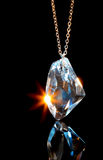 Crystal pendent Stock Image