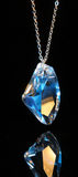 Crystal pendent Royalty Free Stock Photography