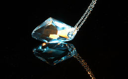 Crystal pendent Stock Images