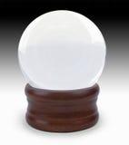 crystal piłkę zdjęcie royalty free