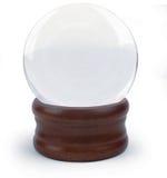 crystal piłkę Obraz Stock