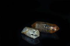 Crystal Points Imagenes de archivo