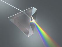 Crystal Prism illustration libre de droits
