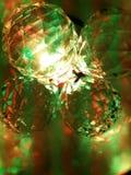 Crystal Prisma na cor foto de stock