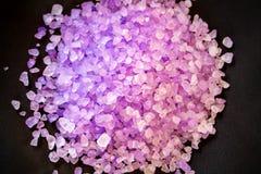 crystal purple Royaltyfri Foto