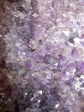 Crystal Purple Stock Photo